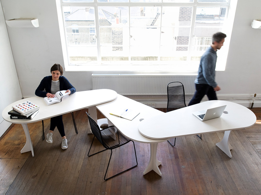 """Social workplace is a shift from space defined as a ""container"" to space as an ""enabler"" – Oliver Marlow, Studio Tilt"