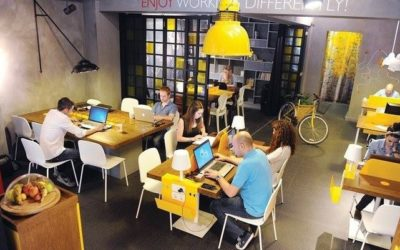 """On top of coworking, we offer """"transition spaces"""" for project teams or companies – Florencia Faivich (Urban Station)"""