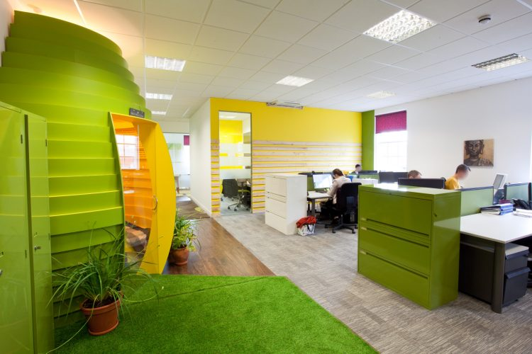 Coworking can bring tired workspace back to life hub for Office design northern ireland