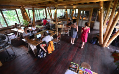Coworking in Asia to challenge traditional hierarchies and make room for innovation?