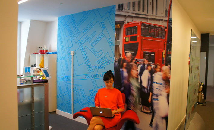 London: The coworking market sees signs of a price war looming
