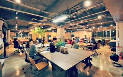 Coworking to change the work culture in Japan