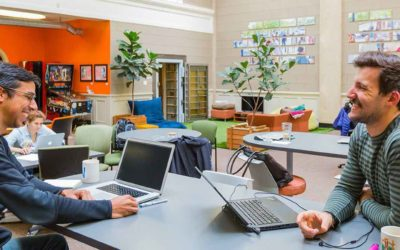 """Pacific Workplace : """"What we learned from the takeover of a coworking brand"""""""