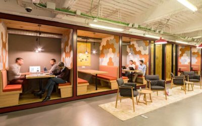 Business centers and coworking spaces: now two sides of the same coin?