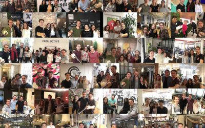 """World tour takeaways : """"Coworking is way more diverse in Europe than it is in Asia or in America"""""""