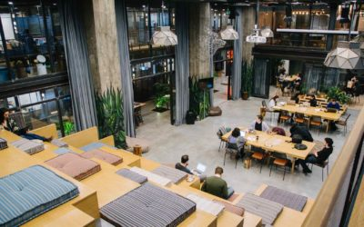 """""""Events have been the main communication tool to increase coworking awareness in Istanbul"""""""