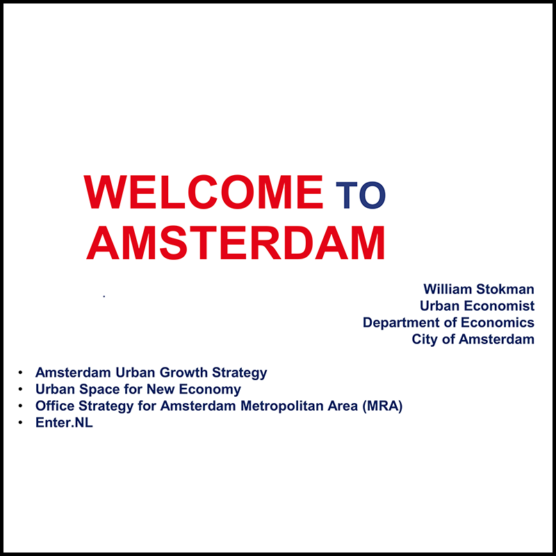 City of Amsterdam maps out coworking spaces to create cartography of innovation (2018)