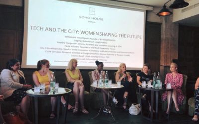"CoWomen: ""We are the second space that opened for women only in Europe and we are going to open many more"""
