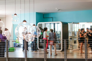 """CIC: """"We plan to open 50 new coworking locations in the coming 10 years!"""""""