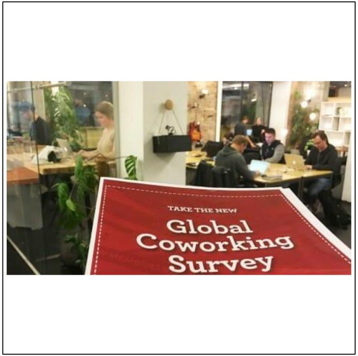 The Global Coworking Survey (2015)