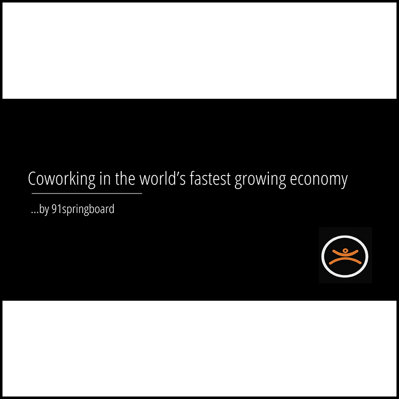 An overview of the India coworking market's drivers in 2016