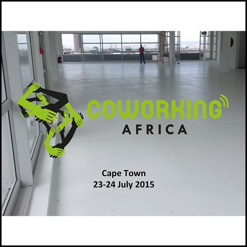 The situation of Coworking in Africa in 2015