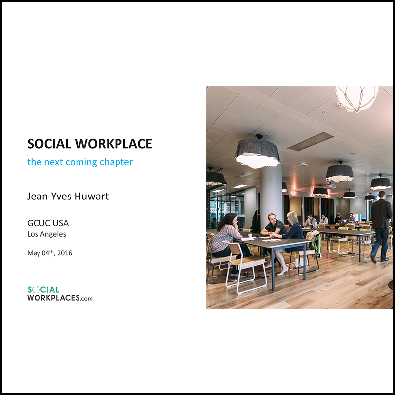The demography factors making coworking the winning workplace model of the 21st century