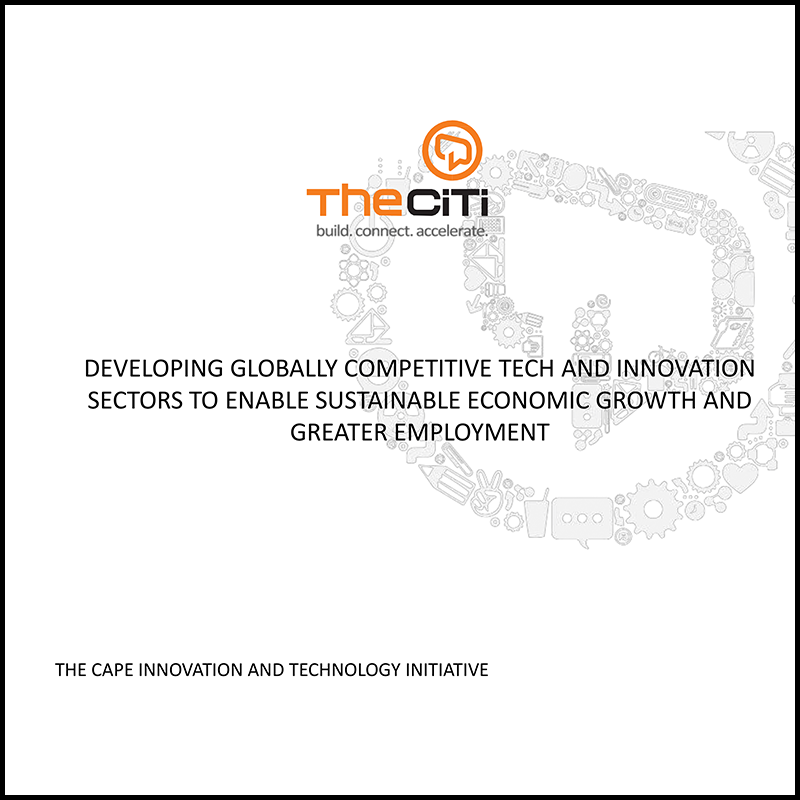 The Cape Innovation and Technology Initiative (2016)