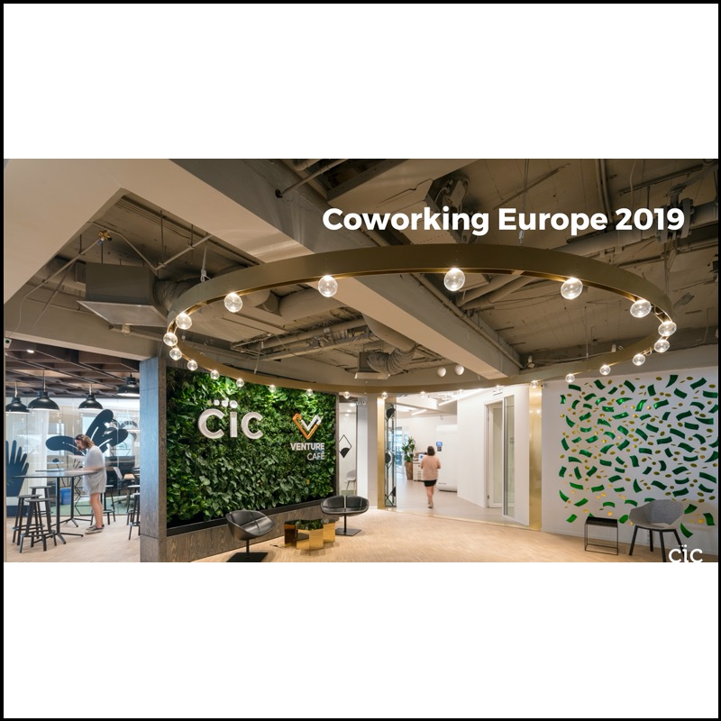 Bridging local innovation dynamics with international networking through coworking (CIC)