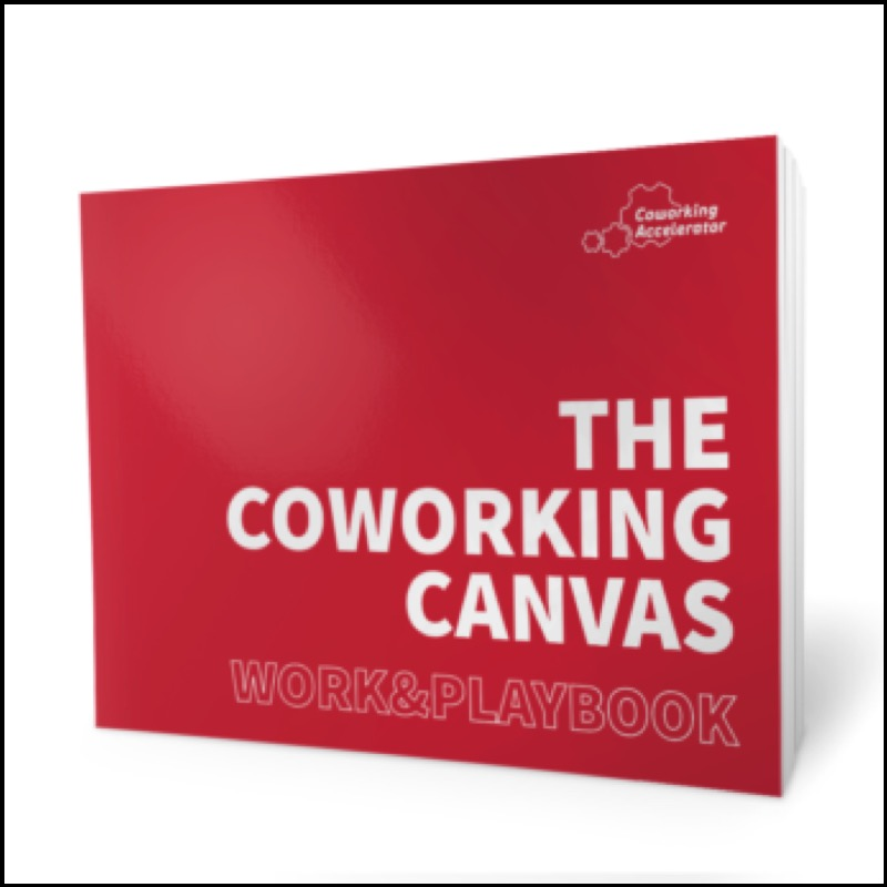 Coworking Canvas Work&Playbook – Pre-order now!