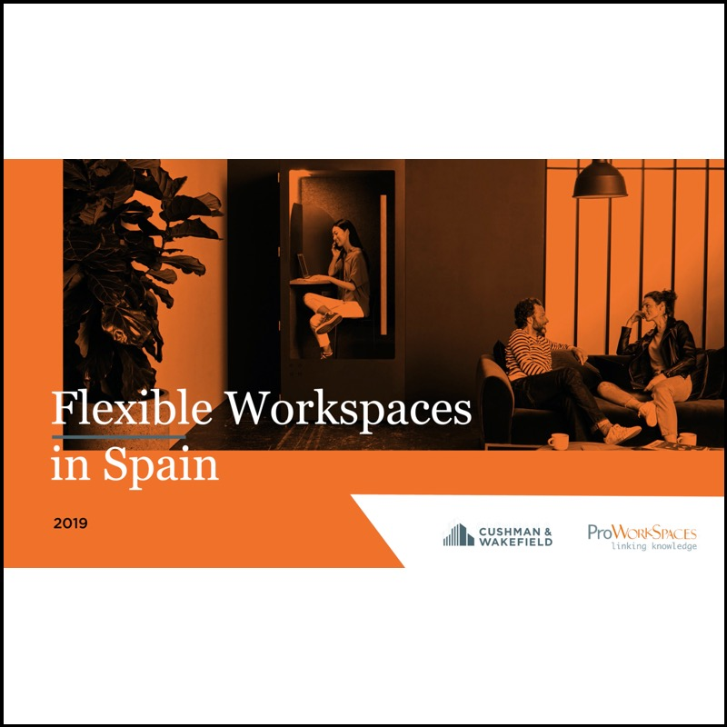 Flexible Workspaces in Spain
