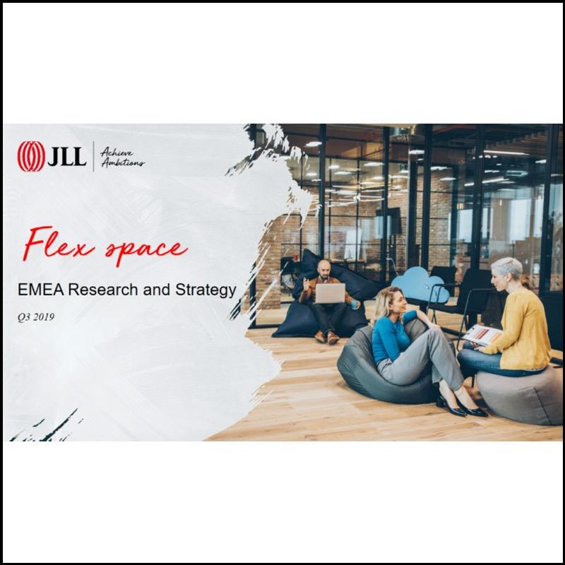 JLL – EMEA Flex Report Q3 2019