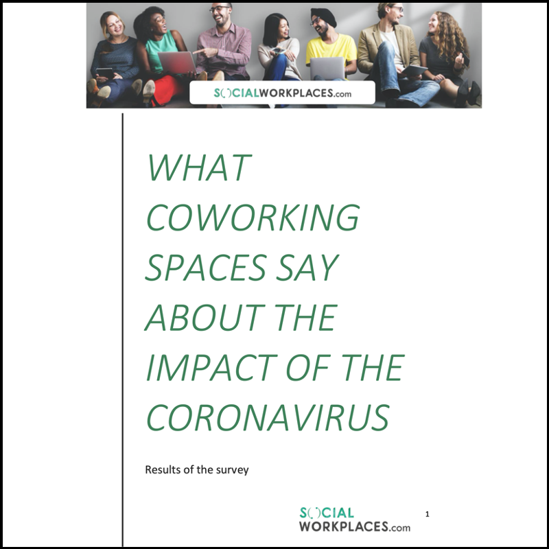 Survey: Impact of COVID-19 on Coworking Spaces