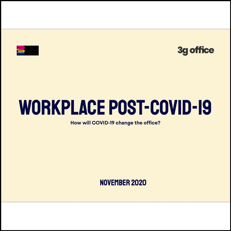 Workplace trends post Covid-19