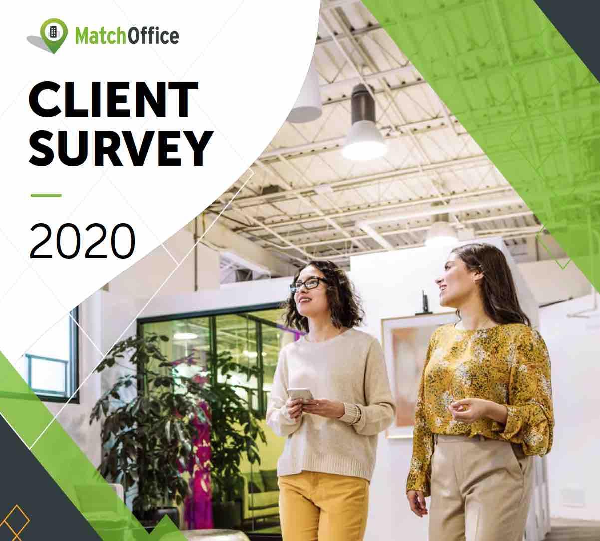 Flex Workspace Client Survey Europe 2020