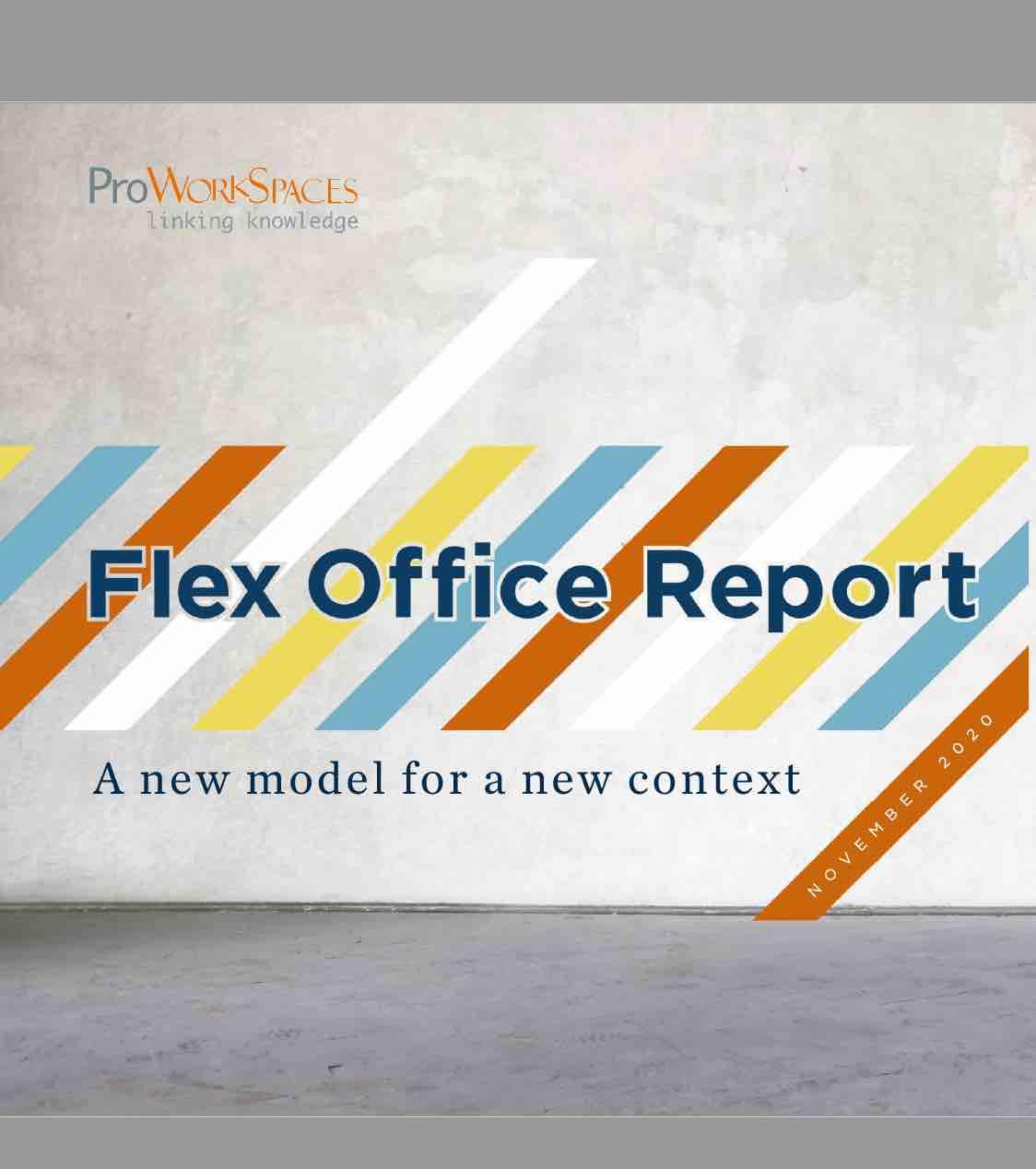 Flex Office Report – Spain 2021