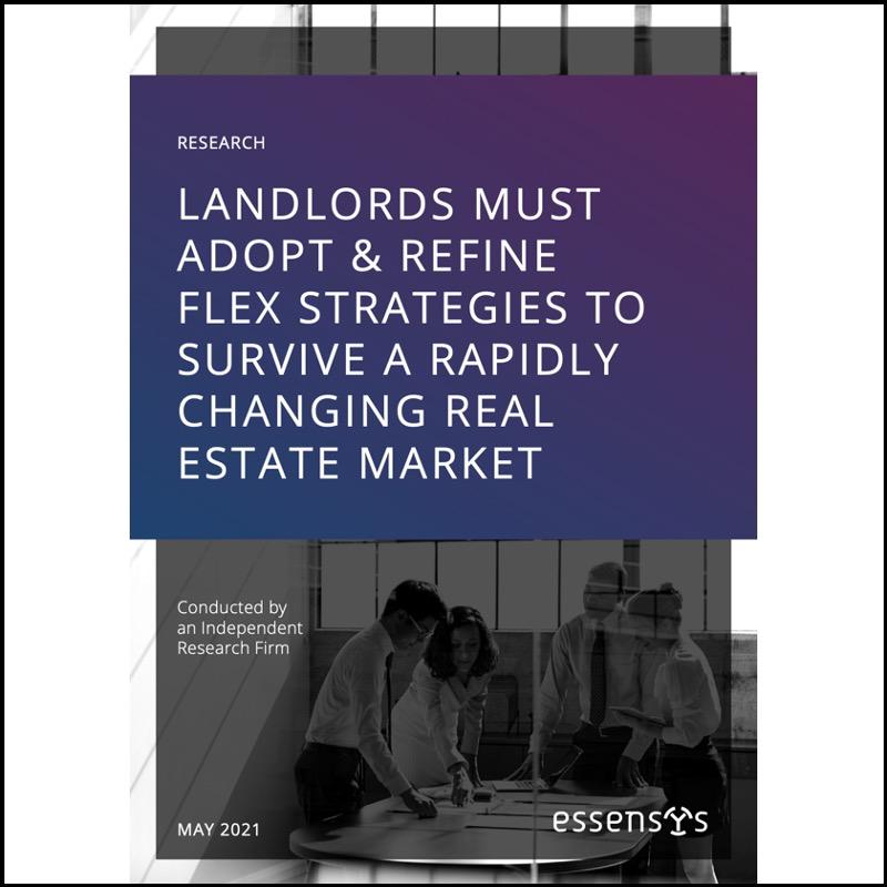 Report – Landlords must adapt & refine flex strategies